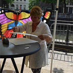 Animation Cerf-volant Belgique
